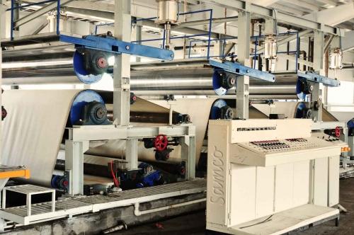 تولید تجهیزات کاغذسازی