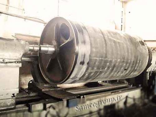 تولید غلتک های کاغذسازی